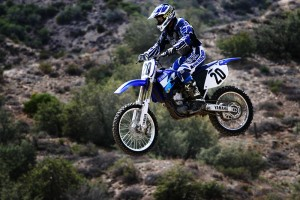 Los Angeles Sports Chiropractor, Dr. Gale Motocross Rider