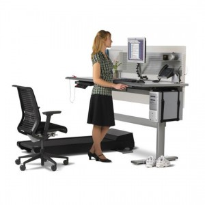 Sit-to-Walkstation Treadmill Desk